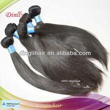 Top quality peruvian virgin hair wholesale 16 inch hair extensions