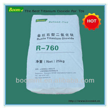High Quality And Low Price Titanium Dioxide Rutile R-760