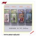 Venda quente de fadas flitter bonecas, Mara / ALEXA / DARIA / EVA 4 designs mix embalagem