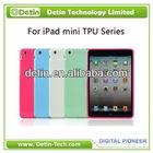 Custom tpu case for pad mini,for ipad mini case