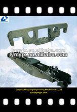 railway vehicle bogie for freight wagon