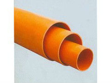 orange PVC pipe for sale