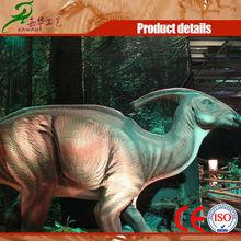Museum exhibition life-size simulation animatronic dinosaur model for sale