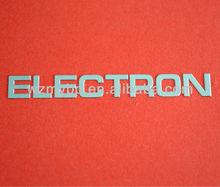 Nickel Sticker,adhesive logos