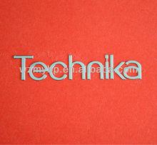 OEM Nickel Logo,electroform label