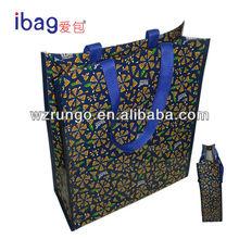 Euro Standard PP Woven Lamination Shopper Bags
