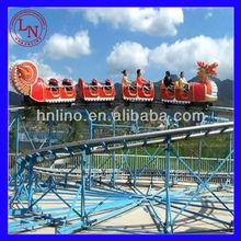 Attractive kids & adults electric amusement park trains