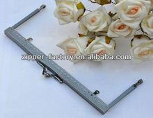 Metal Clutch Purse Frames 19cm for lady HandBag