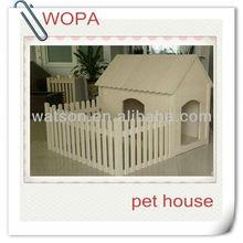 eco-friendly wood plastic composite wpc dog house