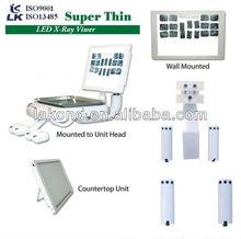 Super thin Wall mounted dental X-ray viewer