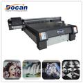 Docan imprimante numérique grand format en verre avec de l'encre uv
