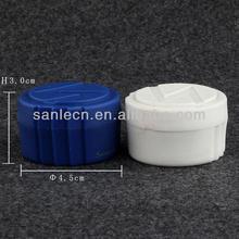 unique thick wall cream jar