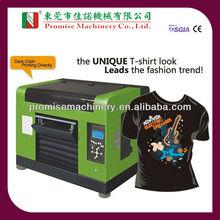 JN-FB3259TT Digital Flatbed A3 Textile Printer
