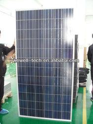 2014 hot selling Monocrystalline silicon solar panel price 300w solar panels