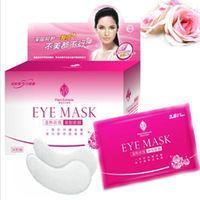 wholesale 30pairs/box korean hydrogel eye mask for dark circles