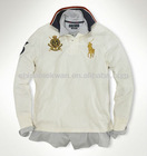 Cool Embroidery Patch for POLO T-shirt