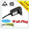 wall plug constant current led driver EMC/TUV