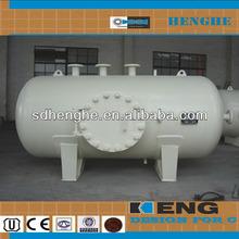 High pressure tanks