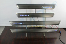 Door Sill Plate with LED for Toyota Prius 2012