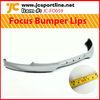 Sedan bumper lips side skirts for 2012 Ford Focus