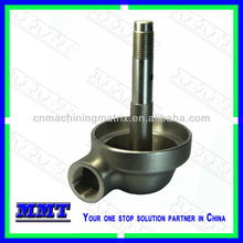 stainless steel investment casting of 316l shaft cover