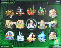 XXL 15 casino game board