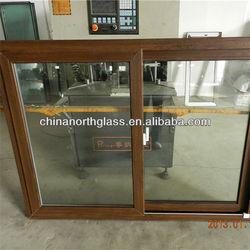 Folding window cleaning glass