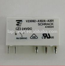 Orignal SCHRACK PCB Relay V23092-A1024-A301 TYCO Relay
