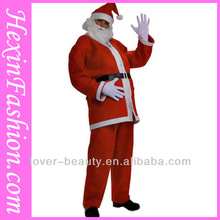 2013 Wholesale New sexy plus size christmas cosplay costumes