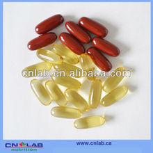 Blackcurrant seed oil softgel