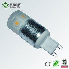 Energy saving 3w 4w 5w g9 led light bulb