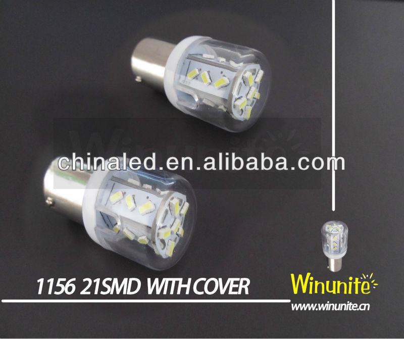 SMD LED Car Brake Light 1156 21SMD WITH COVER