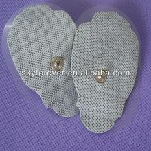 massage electrode pads/tens snap electrode pads