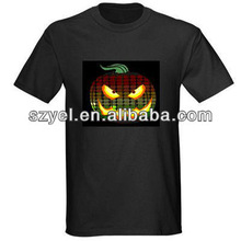 New cartoon design led t shirt wholesale Online shopping(factory supply)