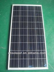 130w polycrystalline PV solar panel