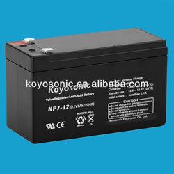 NP7-12 12v 7ah Sealed Lead Acid Battery