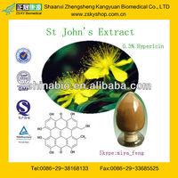 Natrual St John's Wort Extract Hypericin 0.3%