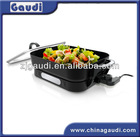 industrial electric frying pan