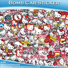 A-55 SINO CAR STICKER Bomb Car Sticker Vinyl PVC Film Bus Color Design