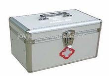 aluminum first aid kit box/emergency medical kit