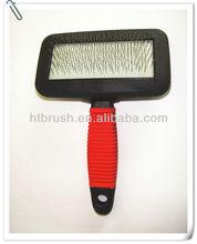 2013 Popular Serviceable Softe Dog Slicker Hair Brushes
