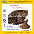 gmp الصانع العرض استخراج مسحوق الكاكاو الطبيعية