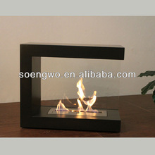 alcohol fireplace