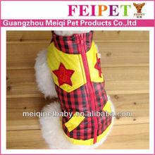 winter design dogs windcoat pet clothes dog apparel
