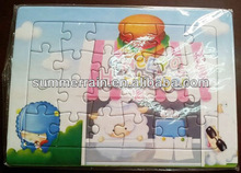 Supply fine paper puzzles. Magnetic puzzle. Jigsaw puzzle. Educational toys, advertising gifts
