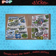 PVC Window sticker Vinyl sticker 3m vinyl sticker