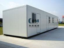 Popular prefabricated porta cabin in UAE -1
