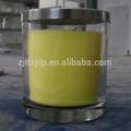 زجاج شمعة الصويا الشمع مع غطاء
