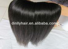 Best-selling!cheap raw hair extension,5A brazilian human hair