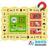 magnetic photo frame,With die-cut,promotional magnet,magnetic pocket,frame,souvenir